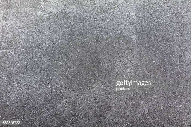 Seamless cracked lined polished frozen sheet of ice background pattern