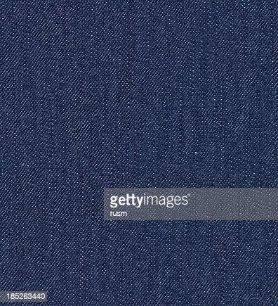 Seamless denim background