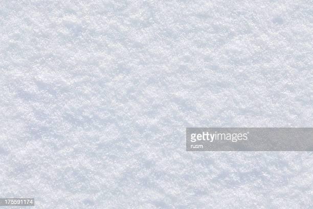 Seamless fresh snow