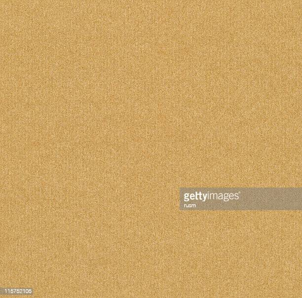 Seamless gold metallized paper background