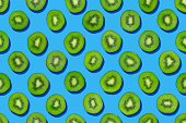 Pattern, background, tropical fruit