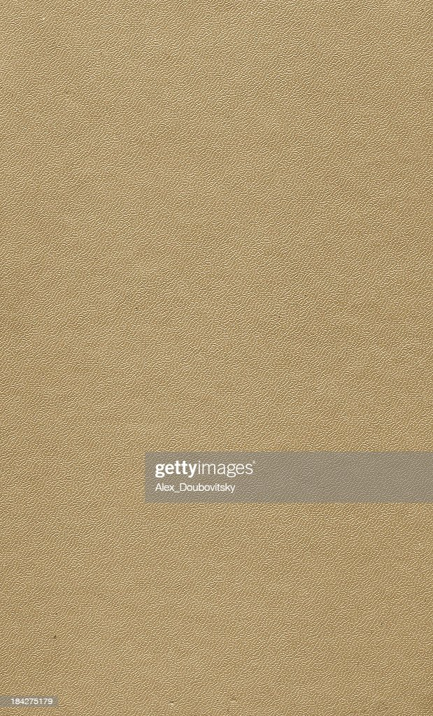 Seamless light brown leatherette