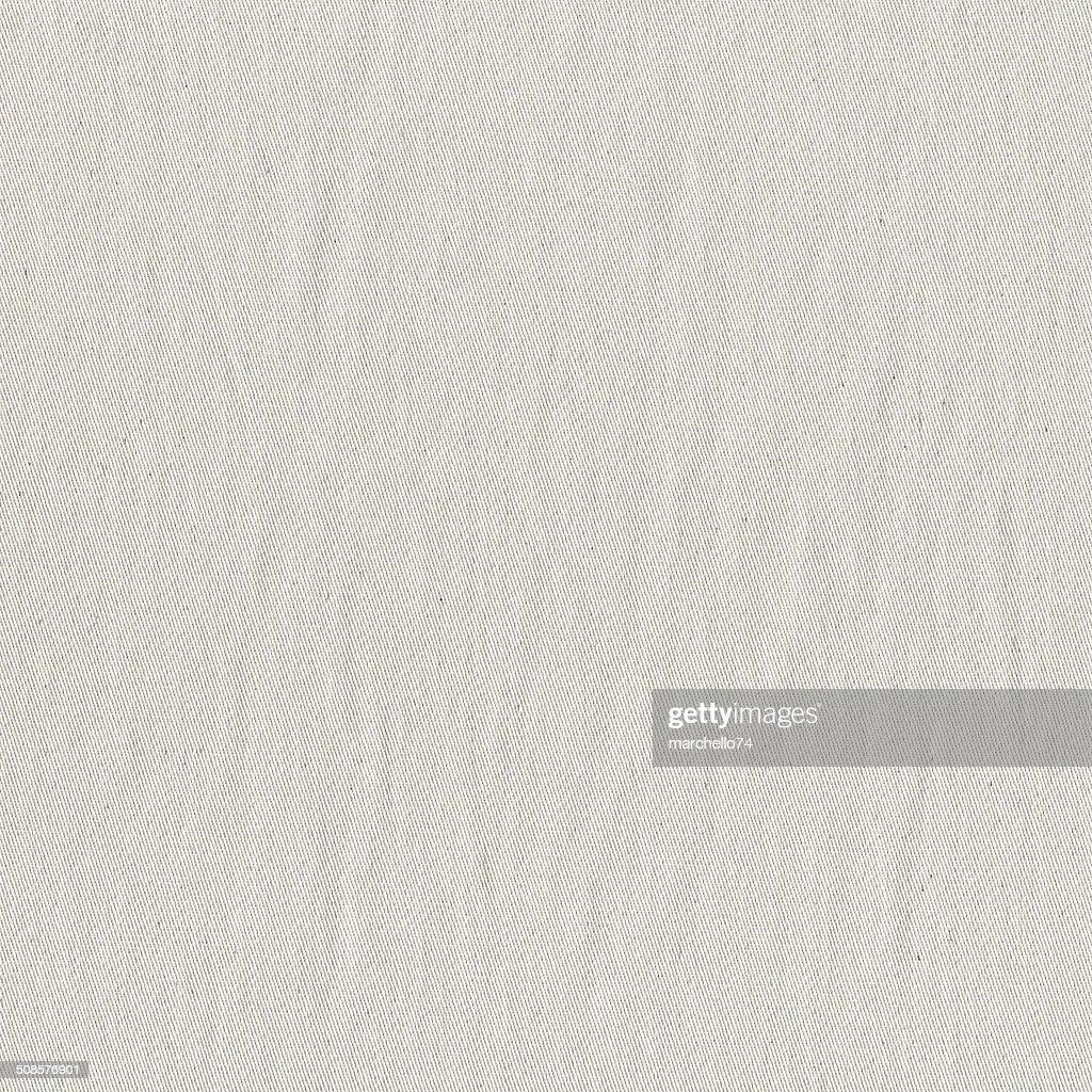 Seamless linen canvas background : Stock Photo