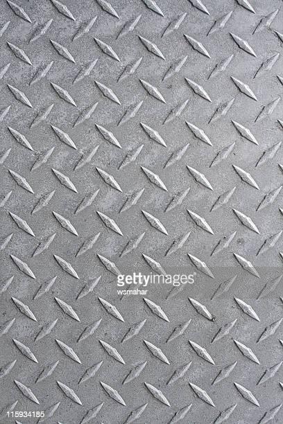 Seamless metal pattern background