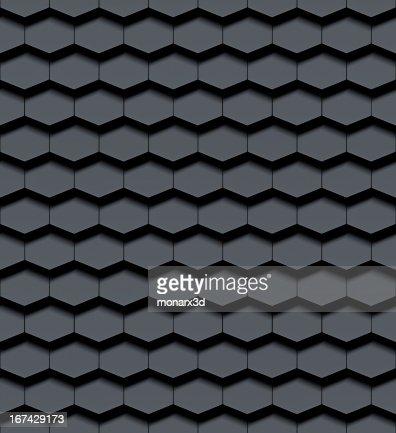 Sin costuras fondo 3d metálica : Foto de stock
