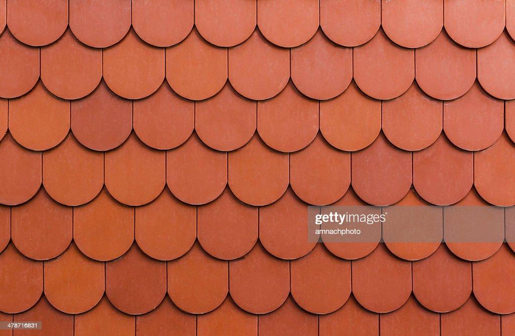 Seamless sfondo texture piastrelle arancione foto stock thinkstock