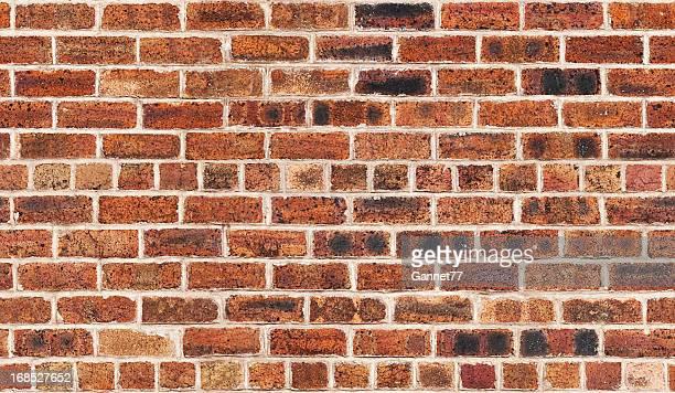 Seamless Pattern of Old Brick Wall