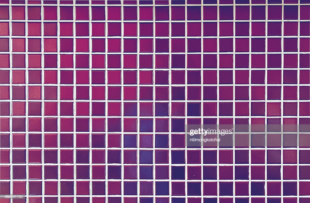 seamless patterned tile : Stock Photo