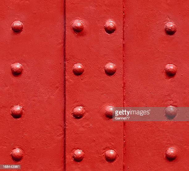 Seamless Red Rivets