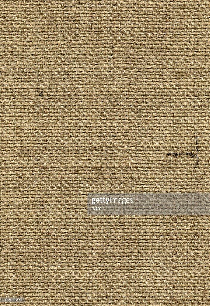 Seamless sackcloth