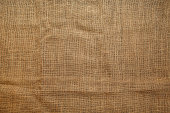 Cookbook background. Table with jute coarse grain canvas texture ( seamless sackcloth ).