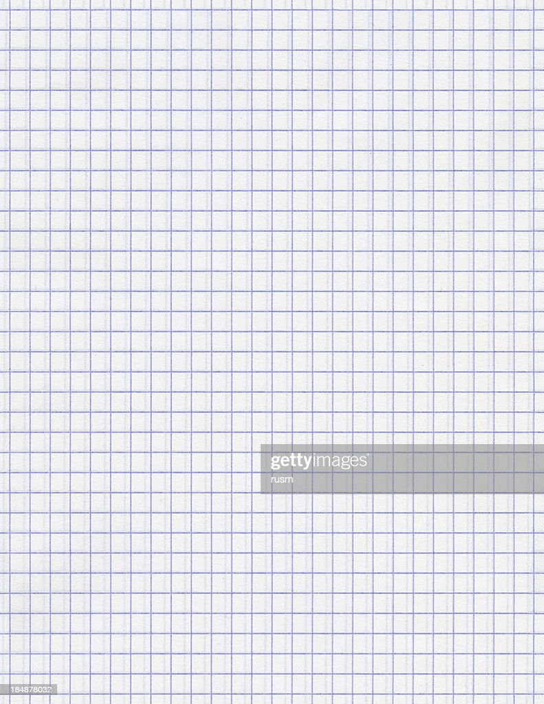 Seamless squared paper