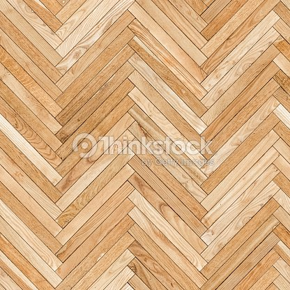 Seamless texture of old parquet from natural wood (herringbone) : Stock Photo