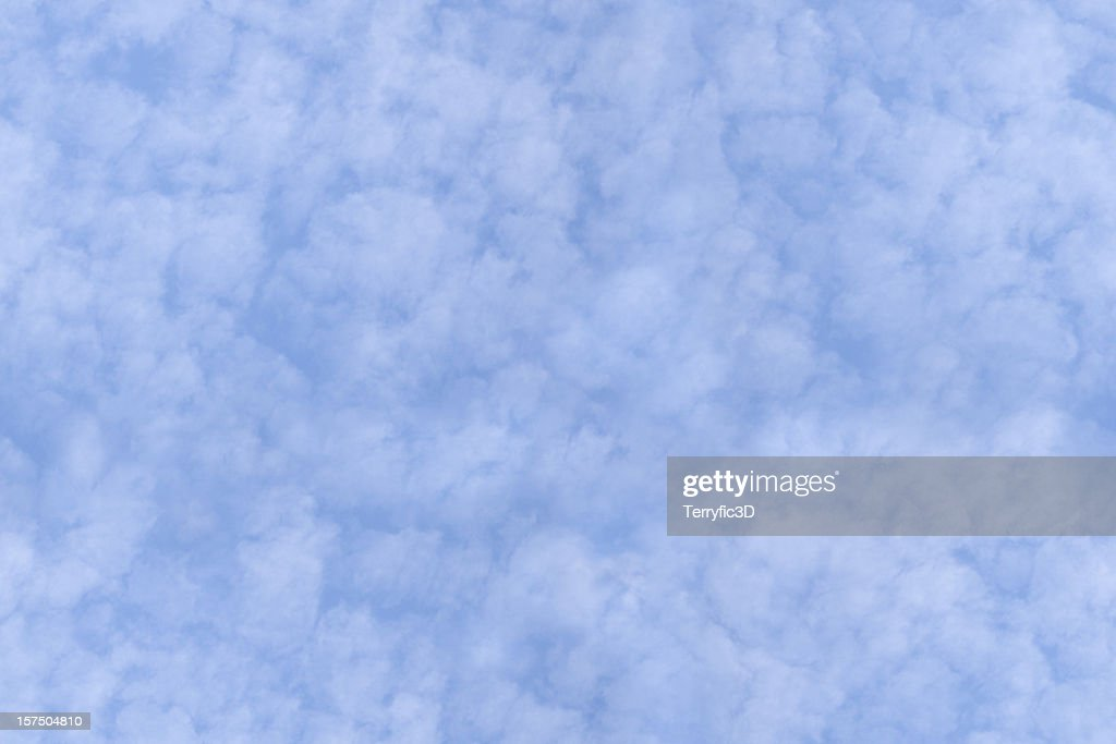 Seamless Tile - Cirrocumulus Clouds