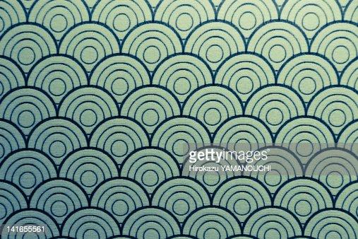 Seamless wave pattern : Stock-Foto
