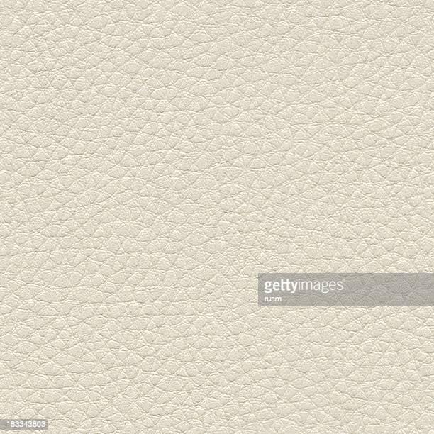Nahtlose Hintergrund mit weißem Leder