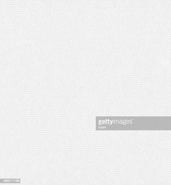 Seamless white lined paper background