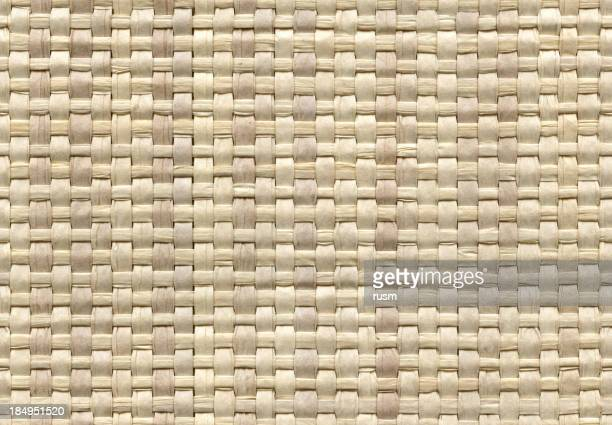 Seamless wicker background