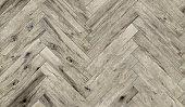 Seamless flooring texture in herringbone pattern for indoor design rendering.