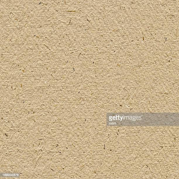 Seamless yellow craft paper background