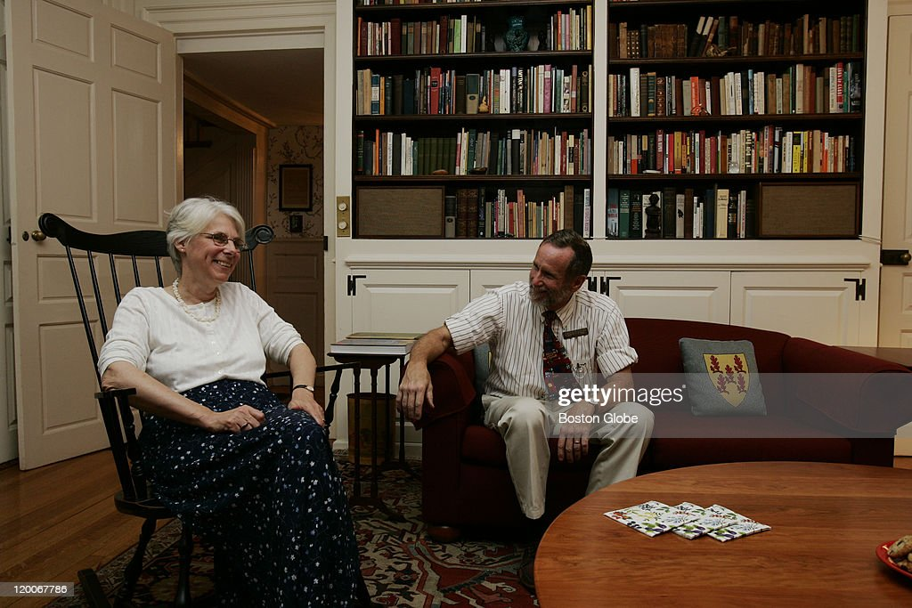 Sean And Judith Palfrey Are Pediatricians Who Live In Apthorp House, A Harvard  University Dorm Part 93