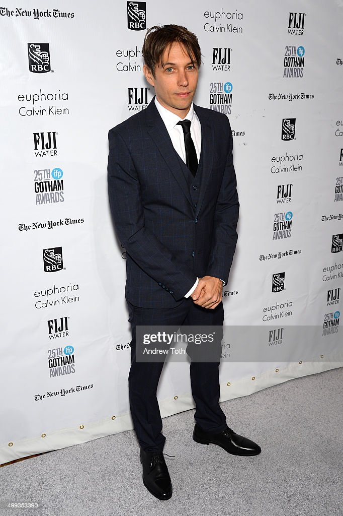 Sean Baker attends the 25th annual Gotham Independent Film Awards at Cipriani Wall Street on November 30, 2015 in New York City.
