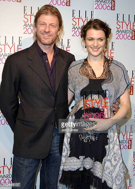 Sean Bean and Rachel Weisz winner of Best Actress