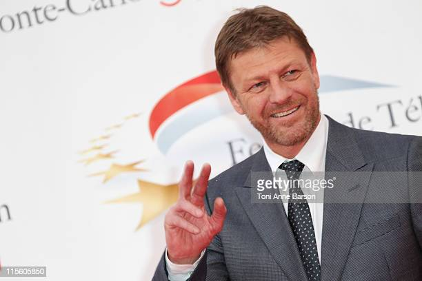 Sean Bean arrives at the screening of 'Game Of Thrones' at Grimaldi Forum on June 8 2011 in Monaco Monaco