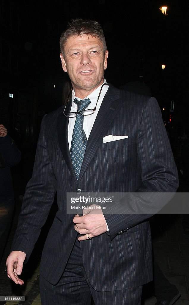 <a gi-track='captionPersonalityLinkClicked' href=/galleries/search?phrase=Sean+Bean&family=editorial&specificpeople=160620 ng-click='$event.stopPropagation()'>Sean Bean</a> at the Groucho club on March 19, 2013 in London, England.