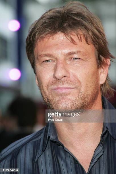 Sean Bean during 'The Island' London Premiere at Odeon Leicester Square in London Great Britain