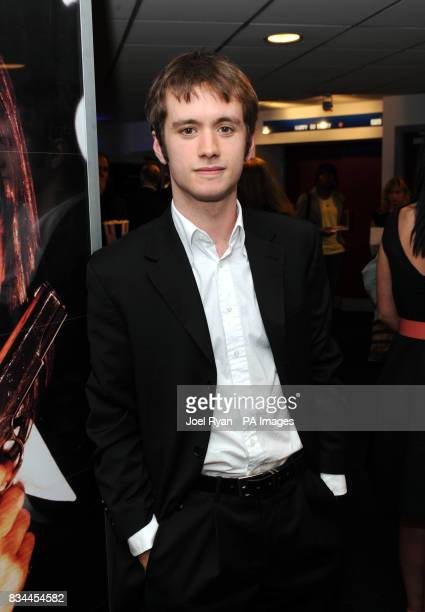 Sean Biggerstaff arrives for the VIP Screening of Cashback directed by Sean Ellis at the Odeon Covent Garden in central London