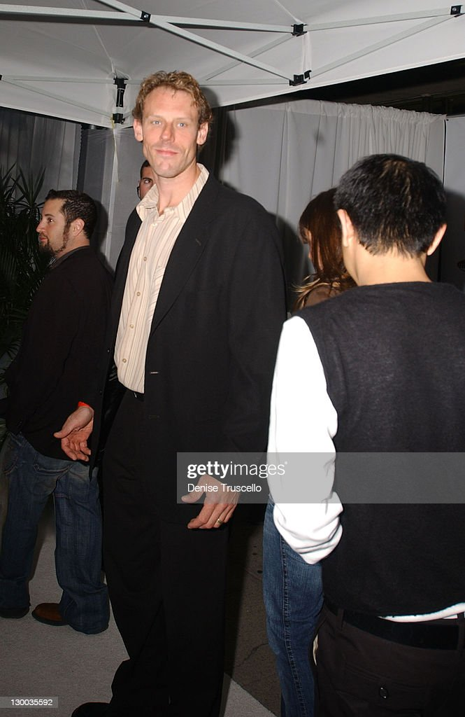 <a gi-track='captionPersonalityLinkClicked' href=/galleries/search?phrase=Sean+Burke&family=editorial&specificpeople=204179 ng-click='$event.stopPropagation()'>Sean Burke</a> during 2004 Toronto International Film Festival - Diesel Dream Party Hosted by FQ Variety and AOL at Prego in Toronto, Ontario, Canada.