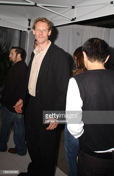 Sean Burke during 2004 Toronto International Film Festival Diesel Dream Party Hosted by FQ Variety and AOL at Prego in Toronto Ontario Canada