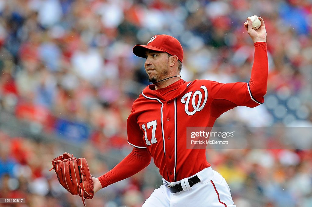 <a gi-track='captionPersonalityLinkClicked' href=/galleries/search?phrase=Sean+Burnett&family=editorial&specificpeople=810641 ng-click='$event.stopPropagation()'>Sean Burnett</a> #17 of the Washington Nationals throws a pitch against the St. Louis Cardinals at Nationals Park on September 2, 2012 in Washington, DC.
