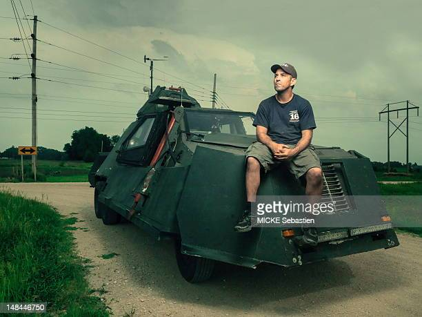 Sean Casey an American adventurer an avid tornado hunter and documentary filmmaker His film 'Tornado Alley' is renowned To come as close to the...