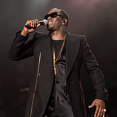 Sean Combs aka Puff Daddy performs at the MercedesBenz Superdome on July 3 2016 in New Orleans Louisiana