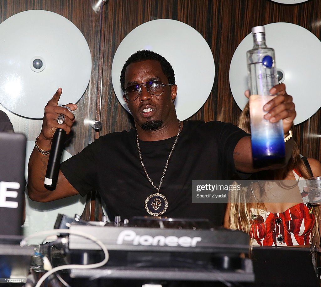 <a gi-track='captionPersonalityLinkClicked' href=/galleries/search?phrase=Sean+Combs&family=editorial&specificpeople=178993 ng-click='$event.stopPropagation()'>Sean Combs</a> attends the 2013 VMA After Party at PhD (Dream Downtown Hotel Rooftop) on August 25, 2013 in New York City.