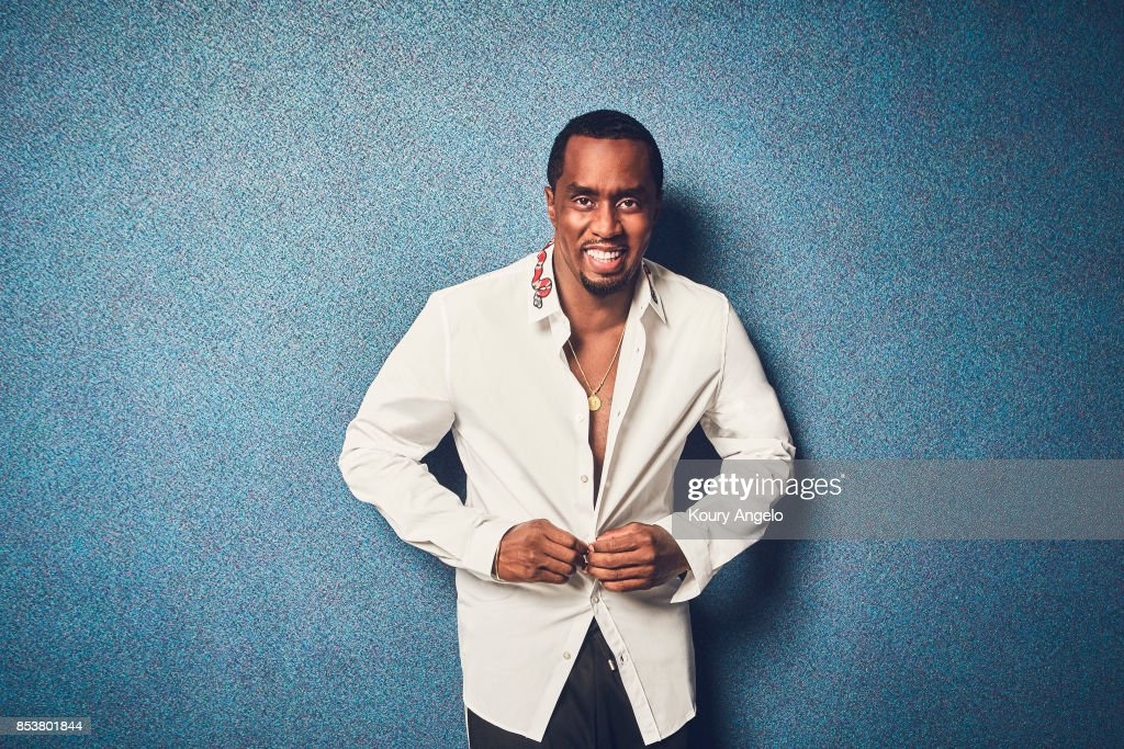 Sean Combs is photographed for People Magazine on June 20, 2017 in Los Angeles, California.