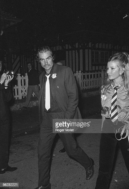 Sean Connery Scot actor Deauville September 1967 HA122229