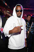 Sean 'Diddy' Combs attends the 2015 iHeartRadio Music Festival at MGM Grand Garden Arena on September 18 2015 in Las Vegas Nevada