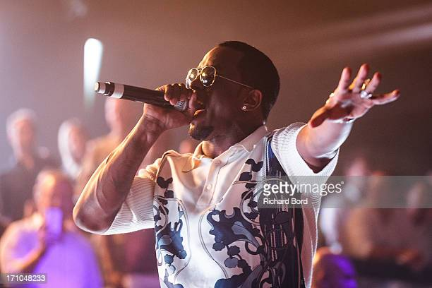 Sean 'Diddy' Combs performs onstage at Gotha Night Club during Cannes Lions International Festival of Creativity at Gotha Night Club on June 21 2013...