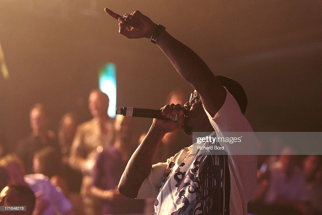 Sean 'Diddy' Combs performs onstage at Gotha Night Club during Cannes Lions International Festival of Creativity at Gotha Night Club on June 21, 2013 in Cannes, France.