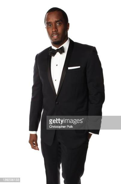 Sean 'Diddy' Combs poses for a portrait at the 43rd NAACP Image Awards held at The Shrine Auditorium on February 17 2012 in Los Angeles California