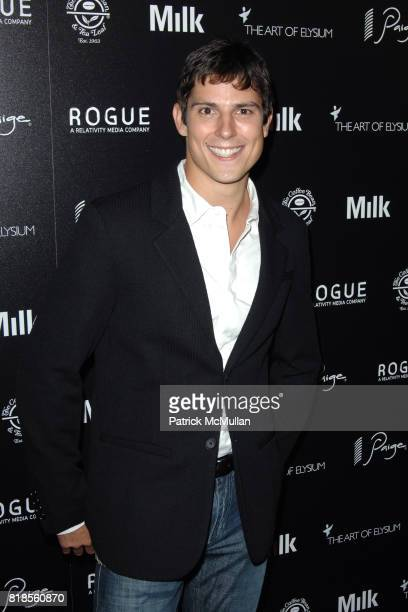 Sean Farris attends THE ART OF ELYSIUM SECOND ANNUAL GENESIS EVENT SPONSORED BY ROGUE PICTURES PAIGE DENIM COFFEE BEAN TEA LEAF AND MILK STUDIOS at...