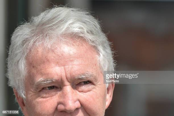 Sean Fitzpatrick acquitted on all counts after direction of trial judge leaves Dublin Criminal Courts of Justice On Tuesday May 23 in Dublin Ireland