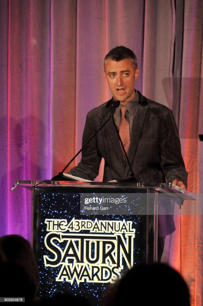 43rd Annual Saturn Awards - Show