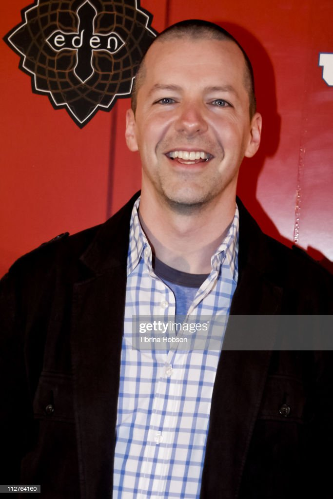 <a gi-track='captionPersonalityLinkClicked' href=/galleries/search?phrase=Sean+Hayes&family=editorial&specificpeople=204240 ng-click='$event.stopPropagation()'>Sean Hayes</a> arrives to the 'Jock Itch' Book Release Party at Eden on April 20, 2011 in Hollywood, California.