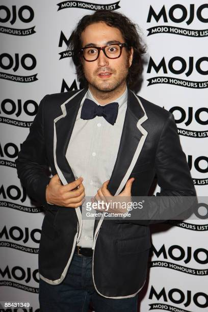 Sean Lennon attends the 2009 MOJO Honours List at The Brewery on June 11 2009 in London England