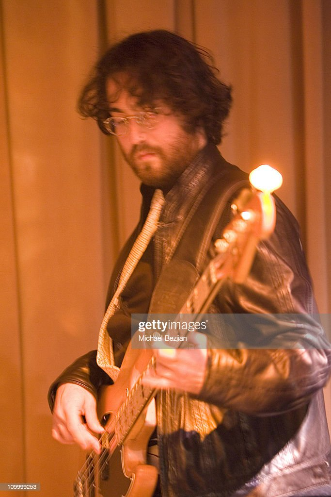Sean Lennon during An Evening at Vibrato - May 26, 2006 at Vibrato Grill in Los Angeles, California, United States.