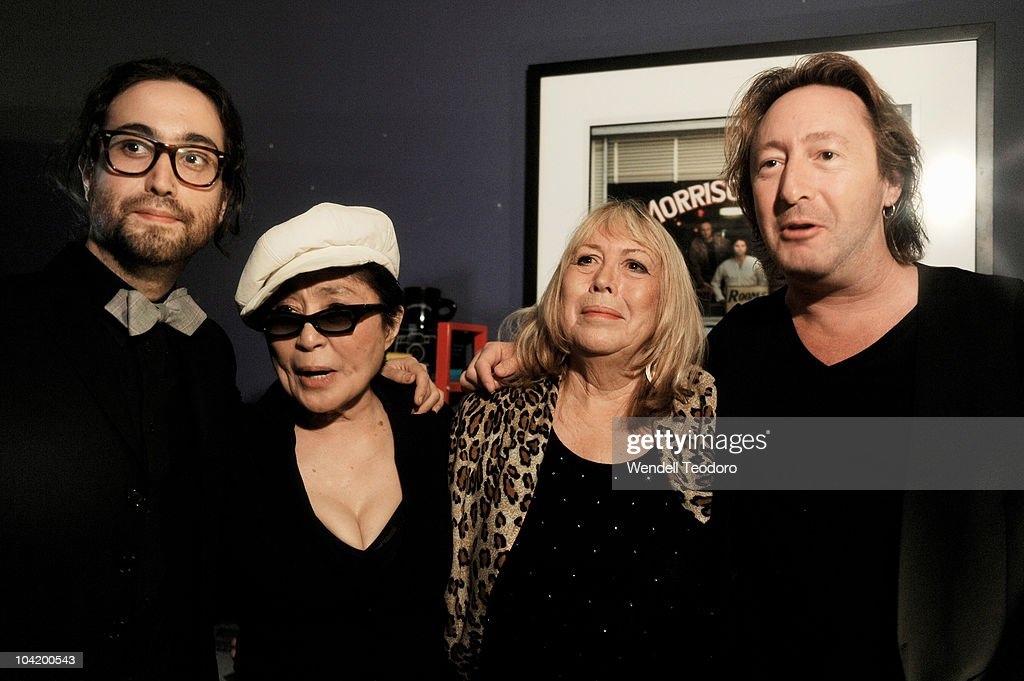"""Timeless"" By Julian Lennon Photography Exhibition Opening ..."